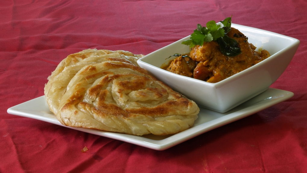 Parotta Curry